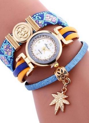 Часы женские fanteeda браслет