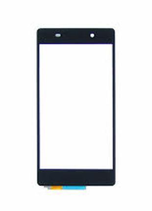 Тачскрин для SONY D6603 Xperia Z3 черный