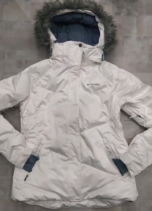 Куртка пухова Columbia, L