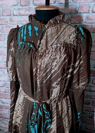 Платье шифон onesize