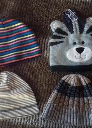 Осенние шапочки