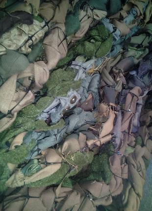 военная маскировочная сетка 4х10 продам срочно
