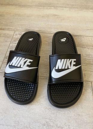 Nike Slide Sandal Logo Black