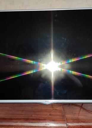 Телевизор LG 42LF620V на запчасти + установлена новая подсветка