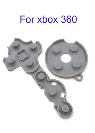 Контактные Резинки Комплект Для Джойстика Геймпада Xbox 360