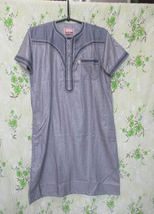 Красиваое платье-туника в восточном стиле
