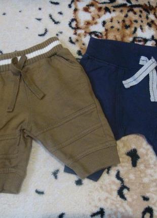 Стильные теплые штанишки для малыша