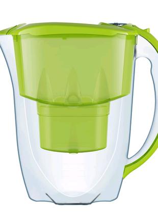 Аквафор Аметист Зеленый 2,8 л Фильтр кувшин для очистки воды