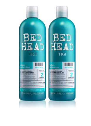 TIGI Bed Head Шампунь + кондиционер для сухих, повреждённых волос