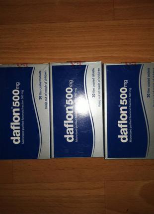 Дафлон (Daflon, Детралекс)-лечение геморроя и болезней вен Египет