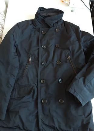 Hackett london пуховик, куртка зима
