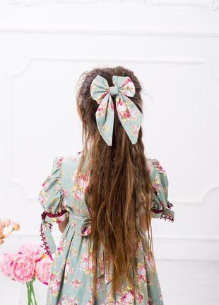 Бант, заколка, резинка для волос
