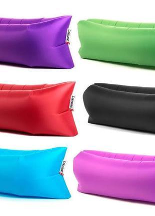 Надувной диван кресло мешок Ламзак (Lamzac) надувной матрас