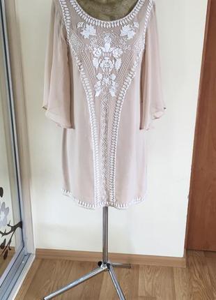 Роскошное платье belle by oasis
