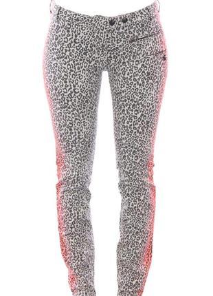 Новые джинсы скинни леопардовые w28 l32 *scotch & soda - maiso...