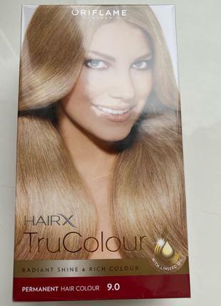 Краска для волос Hairx TruColor  светло русый