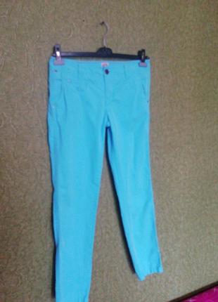 Котоновые брюки Tommy Hilfiger