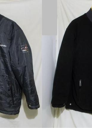Куртка подстежка горная двухсторонняя на холлофайбере anapurna...