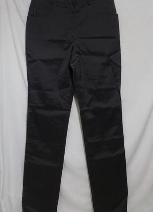Новые брюки легкие с отливом темно-серые w29 l34 *armani jeans...