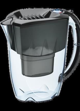 Аквафор Аметист Черный 2,8 л Фильтр кувшин для воды