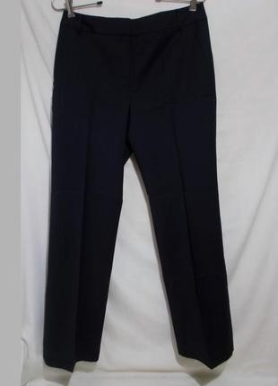 Новые деловые брюки тонкая шерсть *fFenn Wright Manson* 46р