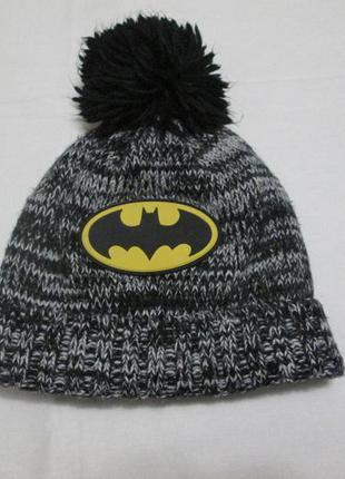Зимняя тёплая шапка george на 8-12 лет