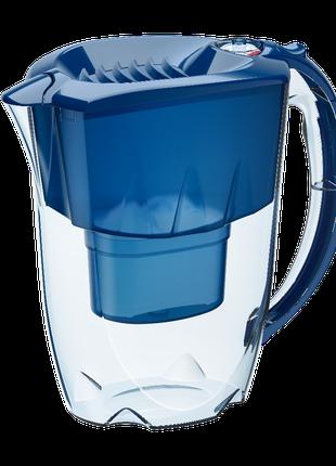 Аквафор Аметист Синий 2,8 л Фильтр кувшин для воды