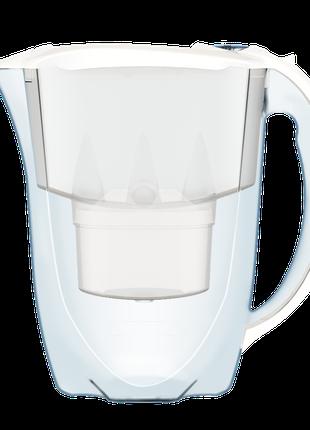 Аквафор Аметист Белый 2,8 л Фильтр кувшин для воды
