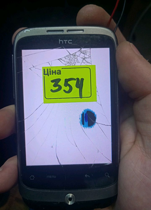 HTC A3333 Wildfire на запчасти