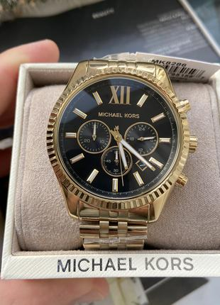 Мужские часы Michael Kors MK8286 'Lexington'