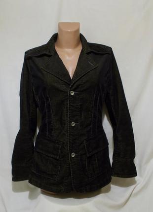 Новый пиджак вельвет золотисто-черный *g-star raw* army blazer...