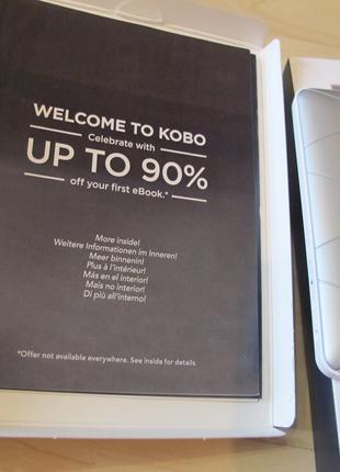 Электронная книга Koboglo