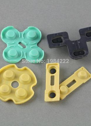 Контактные Резинки Комплект Для Джойстика Геймпада Sony  PS2
