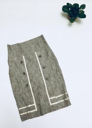 Базовая юбка карандаш, norm, размер 38-40
