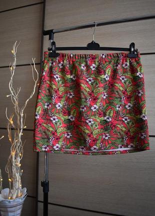 Классная юбка большой размер