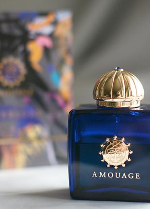 Amouage Interlude for Woman Оригинал EDP 3 мл Затест_Парф.вода