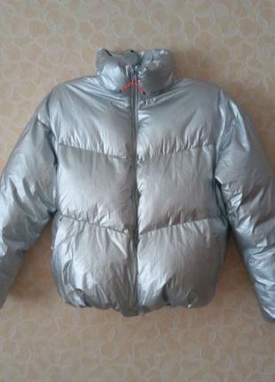 Куртка пуффер, дутик Zara