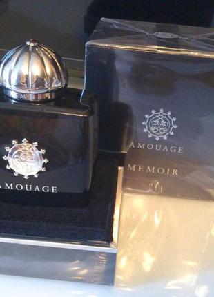 Amouage Memoir Woman Оригинал EDP 5 мл Затест_Парф.вода