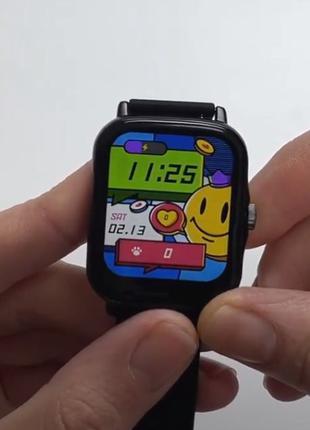 Качественные Смарт часы Bakeey Y20 (colmi p8 plus) (Давление,п...