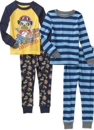 Набор из 2-х пижамок walmart для мальчиков на 3 года, цена за 2 !