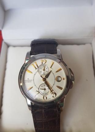 Швейцарские мужские часы Candino Tradition C4313/1 - цена сниж...