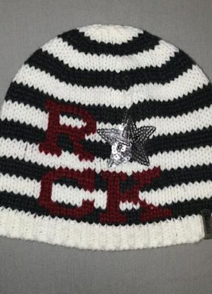Детская зимняя шапка barts (польша)