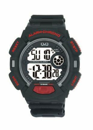 Новые мужские спортивные часы Q&Q M132J004Y