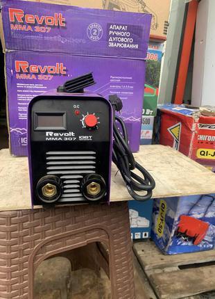 Сварочный инвертор Revolt ММА-307