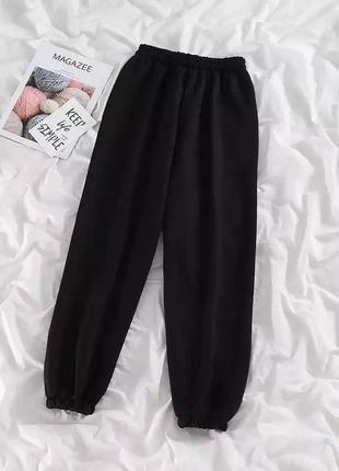 Женские штаны джогеры спортивные штаны