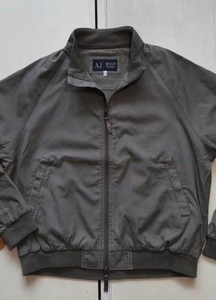 Armani jeans куртка размер l