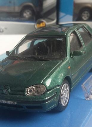 VW Golf Cabriolet Cararama Масштаб 1:43