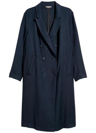 Женское пальто без подкладки от h&m