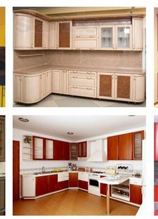 Мебель на заказ - кухни на заказ, шкафы - купе, гардеробные на за