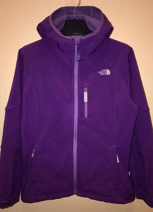 The north face {tnf} softshell fleece jacket s12